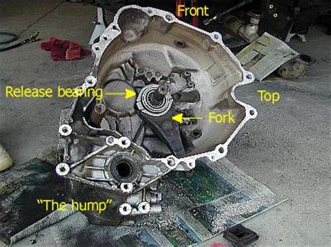 Mitsubishi 3000gt Transmission by Service Manual Removing A Transmission From A 1993