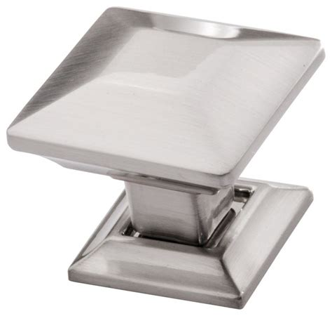 brushed nickel cabinet pulls captivating on modern home decor ideas also shop at kitchen knobs square roselawnlutheran