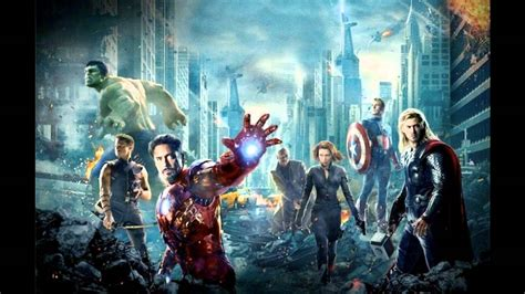 The Avengers (2012) Audio Review Youtube