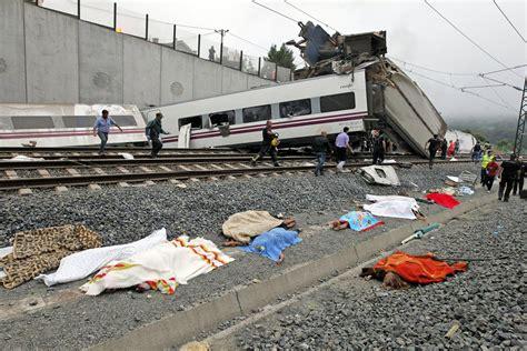 Spain Train Crash Cctv Video