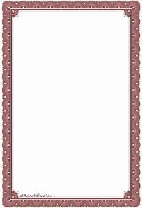 Microsoft Word Certificate Borders