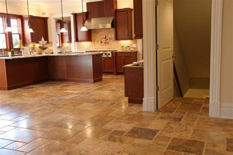travertine flooring in kitchen scabos travertine tiles sefa 6352