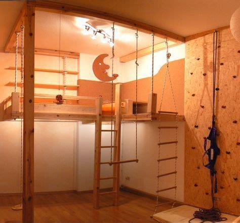 Kinderzimmer Gestalten Klettern by Ein Kindertraum Hochebene Mit Treppe Strickleiter