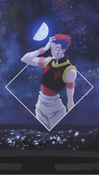 Hisoka Hunter Anime Boys Illumi Killua Phone