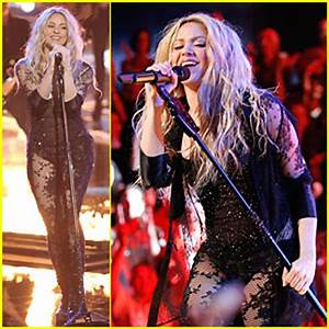 Shakira Is Flamin' Hot Singing 'Empire' on 'The Voice ...