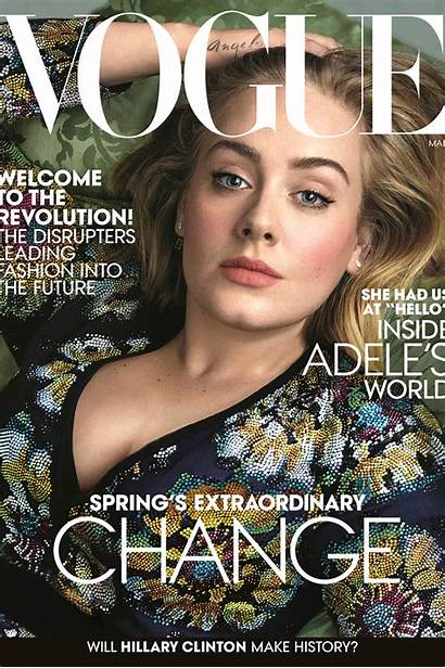 Vogue Adele Hollywood Graces Second Leibovitz Annie