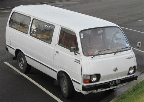 Toyota Hiace Picture by File 1982 Toyota Hiace Rh22 New Zealand Jpg