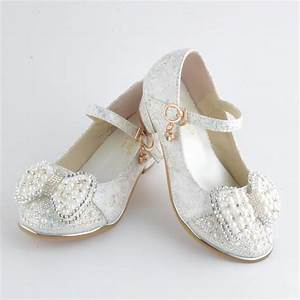 children princess sandals kids girls wedding shoes high With girls wedding dress shoes