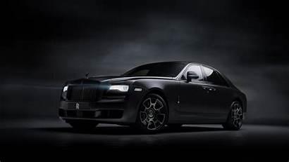 Royce Rolls Ghost Badge Wallpapers 4k Cars