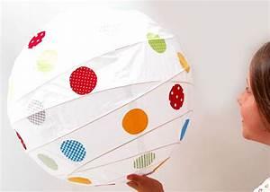 Lampe Mit Buchstaben : lampe mit stoffp nktchen 38 40 kinder lampen stoff buchstaben und ballon lampe ~ Watch28wear.com Haus und Dekorationen