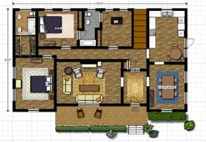 how to design a house plan our house from a bird s eye