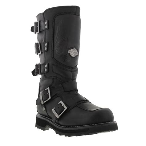 style motorcycle boots harley davidson motocruz mens leather mad max style