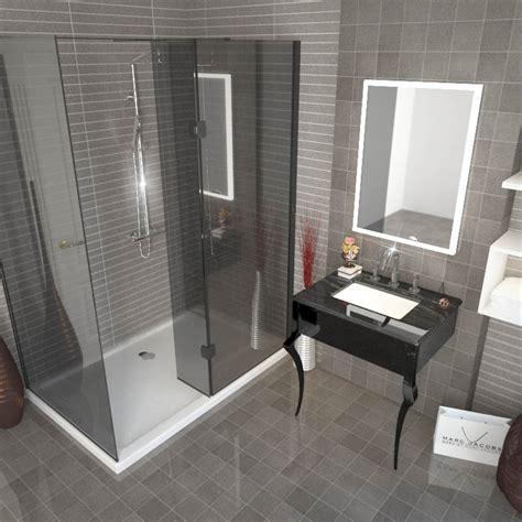 victoriana shower suite large walk  shower enclosure