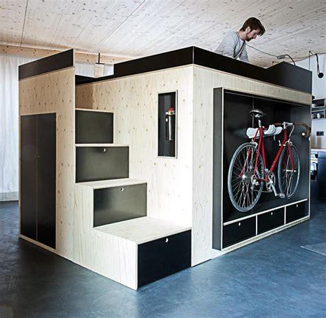 Möbel Für Kleine Räume by M 246 Bel Neue Konzepte F 252 R Kleine Wohnungen Welt
