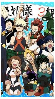 Bnha Class 1-A chatfic/fanfic (Complete!) - Confessions ...