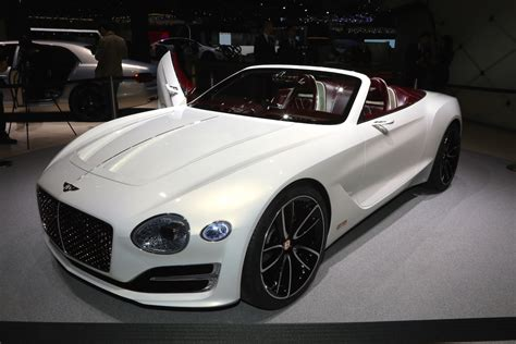 Electric Bentley Concept Previews New Design Direction for ...