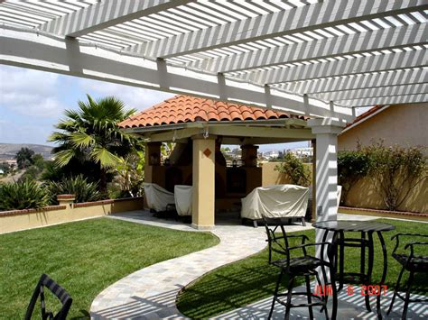 wooden arbor gazebo and patio cover structures san