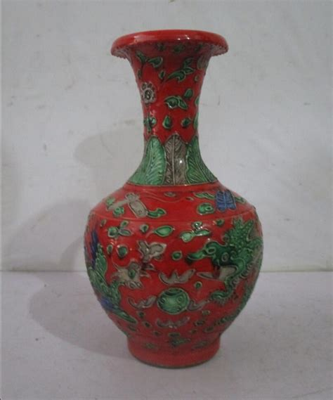 Ming Dynasty Marks On Vases by Ming Dynasty Ceramic Vases With A On