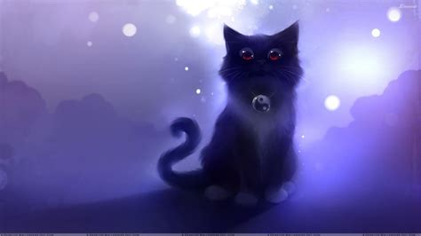 Cat Anime Wallpaper - cat wallpapers wallpaper cave
