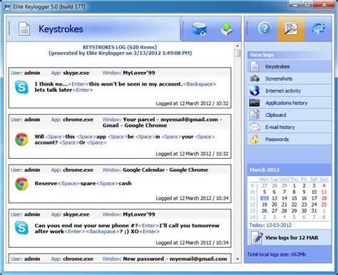 application windows phone pour ordinateur de bureau télécharger elite keylogger pour espionner l 39 activité de