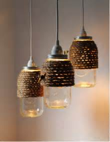 more diy mason jar lighting ideas decorating your small space