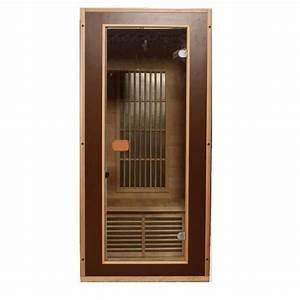 1 Mann Sauna : infrared sauna 1 person sauna ~ Articles-book.com Haus und Dekorationen