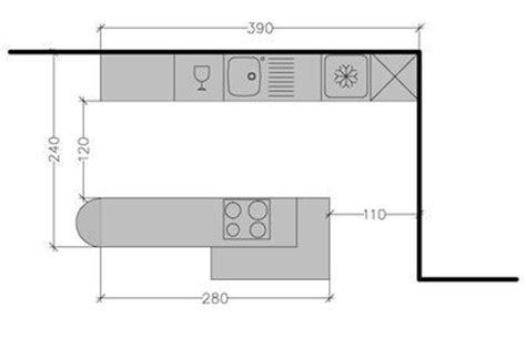 plan cuisine americaine 8 plans de cuisine américaine avec un bar cuisine