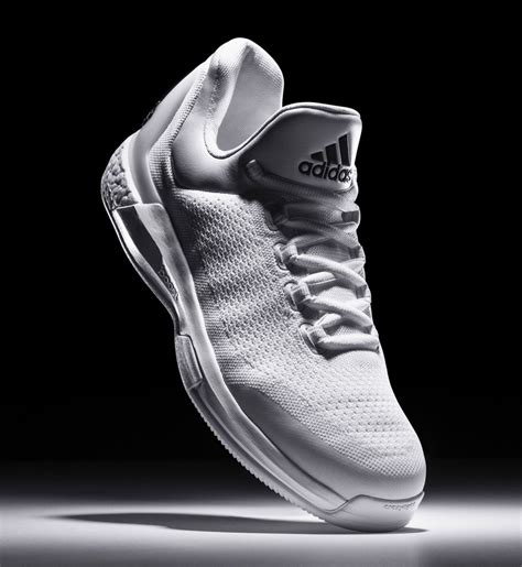 James Harden adidas Crazylight Boost White - Sneaker Bar ...