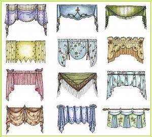 Gesims Für Vorhänge : different kinds of valances good to know ~ Michelbontemps.com Haus und Dekorationen