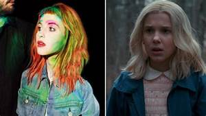 9 Times Hayley Williams Was Basically Eleven From Stranger