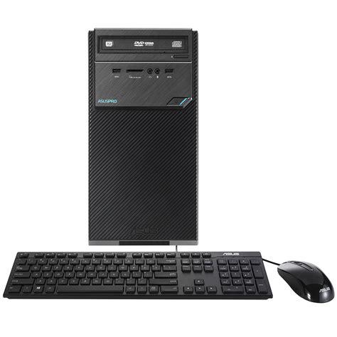 ordinateur de bureau professionnel asus d320mt 0g44000634 pc de bureau asus sur ldlc