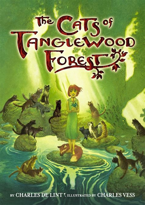 Review: 'The Cats of Tanglewood Forest', by Charles de