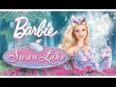 barbie as the swan lake full movie