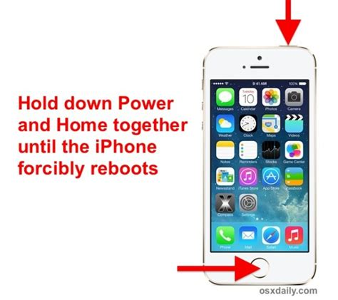 how to reboot iphone bad battery a warm iphone after ios 7 0 6 update