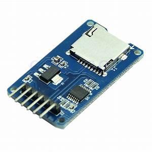 Micro SD card Interface module – DigiPak