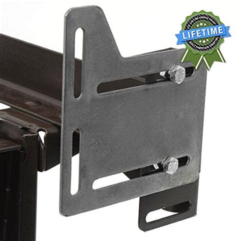 Headboard Attachment Hardware by Headboard Brackets For Metal Bed Frame
