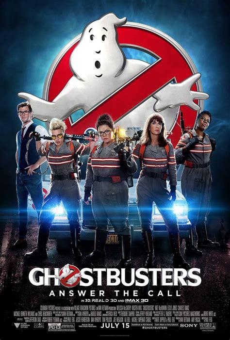 ghostbusters dvd release date redbox netflix itunes