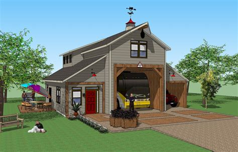 house plans with rv garage falcon crest covered bridge rv port home