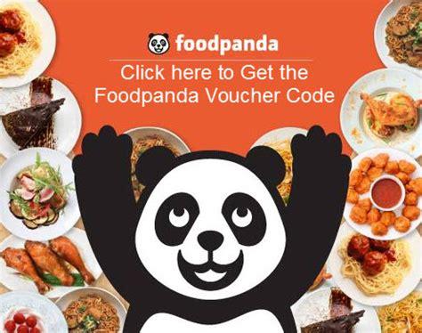 Food Panda Voucher Foodpanda Voucher Code