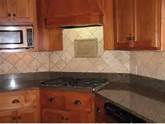 Mosaic Kitchen Tile Backsplash Ideas 2565  BayTownKitchen