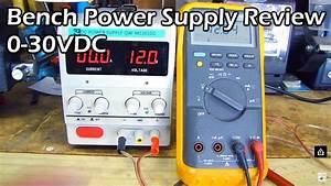 Bench Power Supply Full Review  Variable 0