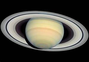 Saturn Hubble Space Telescope - Pics about space