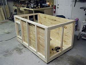 insulated dog house by mijohnst lumberjockscom With how to build an insulated dog house