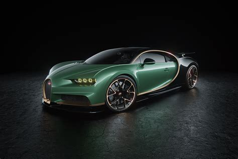 Cars Wallpaper Bugatti Green by Green Bugatti Chiron Cgi Hd Cars 4k Wallpapers Images