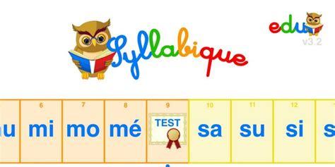 apprendre 224 lire avec syllabique app enfant
