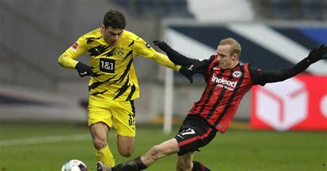 Signal iduna park, dortmund, germany disclaimer: Eintracht Frankfurt erkämpft sich Punkt gegen Dortmund