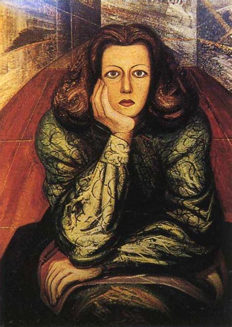 portrait of dramatist margarita urueta david alfaro