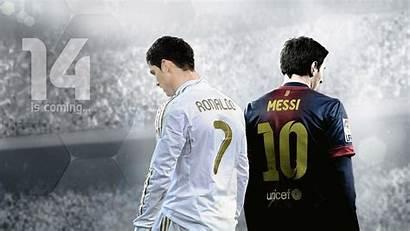 Messi Ronaldo Wall Papers Info