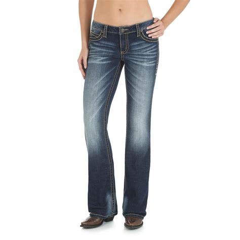 Wrangler Rock 47 Womens Fashion Jeans