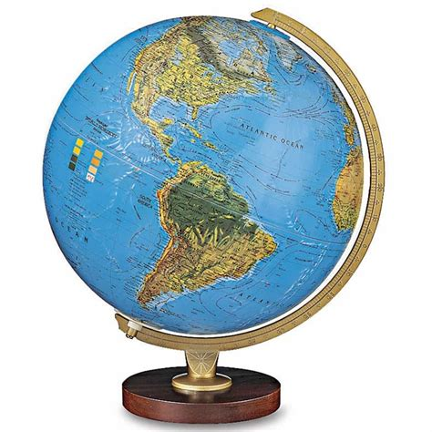 world globe l livingston globe by replogle with free shipping at